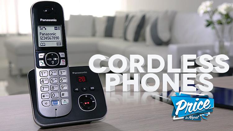 Cordless Phone Price in Nepal