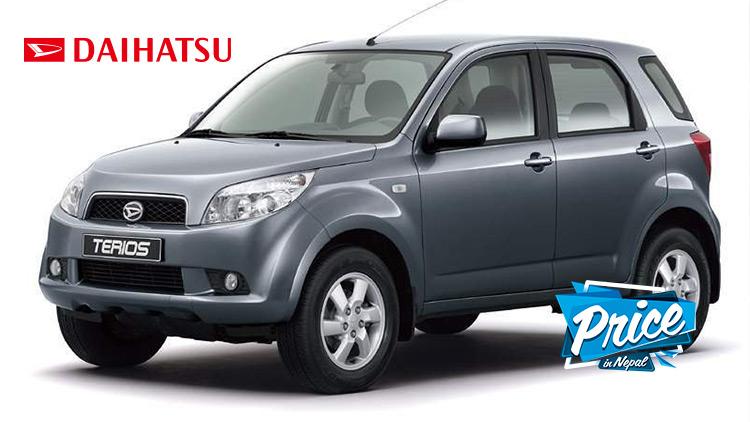 Daihatsu Cars Price In Nepal