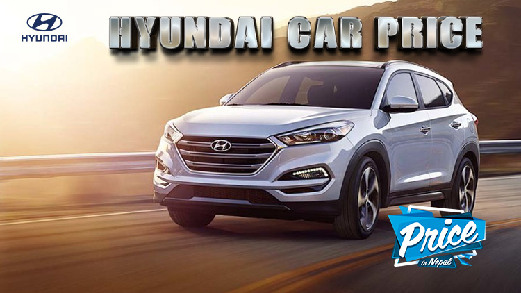 Hyundai Car Price in Nepal 2018