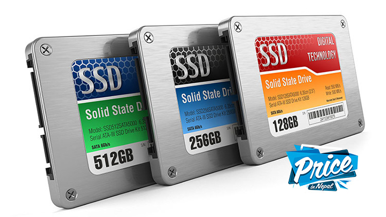 SSD Drives Price In Nepal