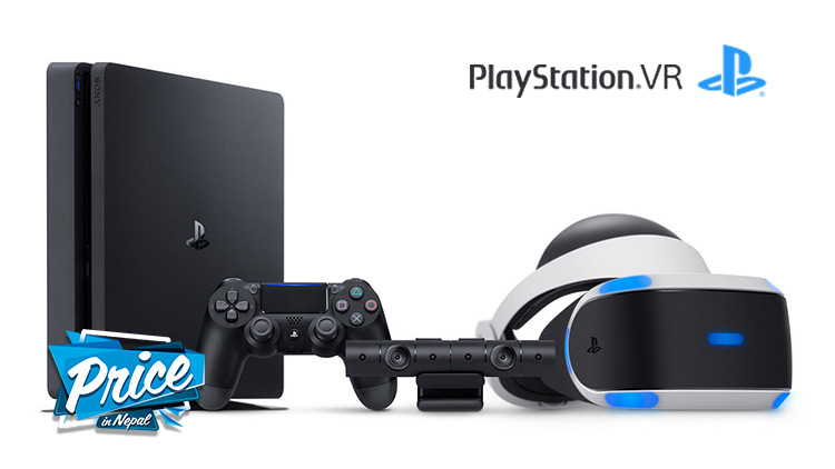 2018 Sony PlayStations Price in Nepal
