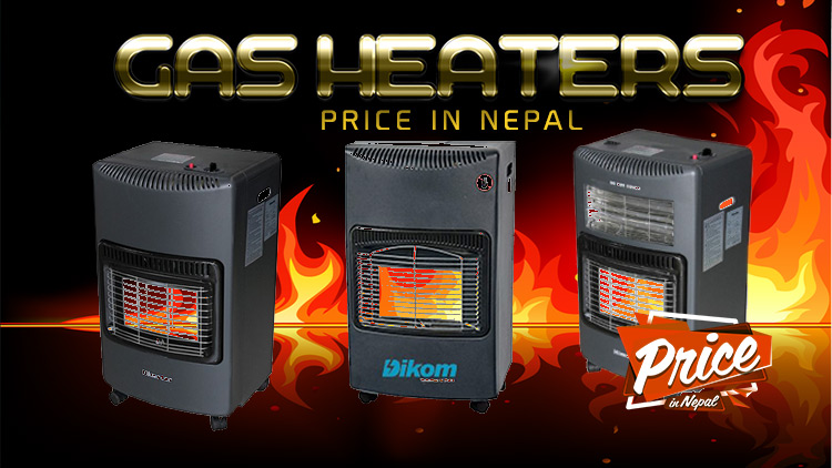 Gas Heaters Price in Nepal