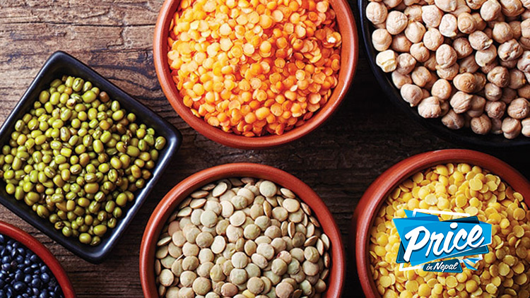 Pulses Price in Nepal