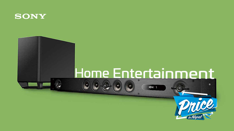 2018 SONY Home Entertainment Price in Nepal
