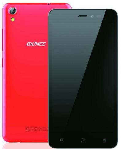 Gionee P5W