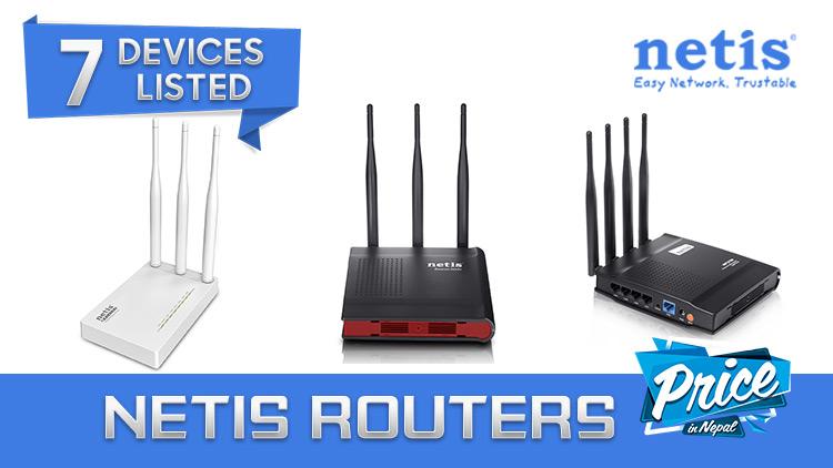 Netis-Routers-Price-Nepal