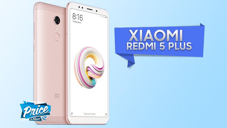 Xiaomi-Redmi5-Plus-Nepal