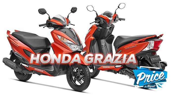 Honda-Grazia-Price-Nepal