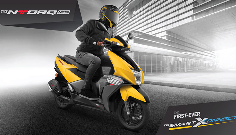 TVS Scooter Price in Nepal