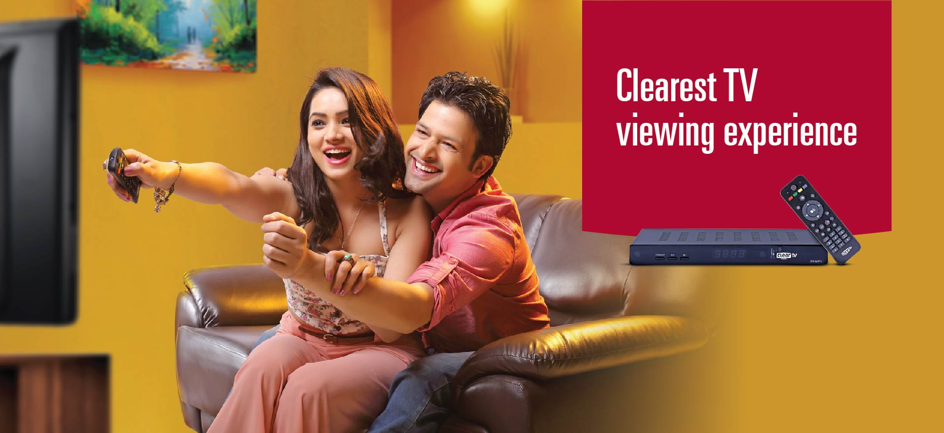 clear tv nepal